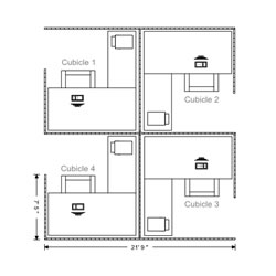 Easy to use floorplans drawing software for Free office floor plan software
